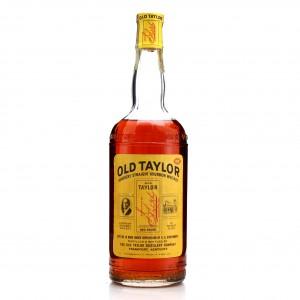 Old Taylor 1942 Bottled in Bond 100 Proof