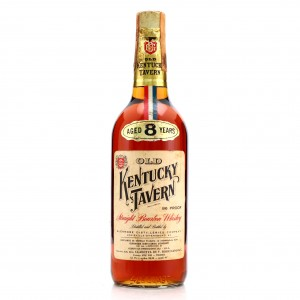 Old Kentucky Tavern 8 Year Old Straight Bourbon 1965