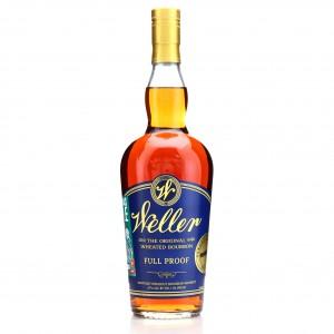 Weller Full Proof Single Barrel / Daily Spirits Christmas Bottle