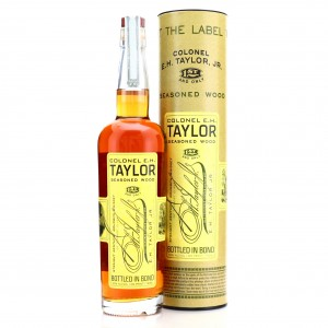 Colonel E.H. Taylor Seasoned Wood
