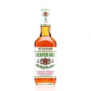 Heaven Hill 6 Year Old Bottled in Bond Bourbon 2015