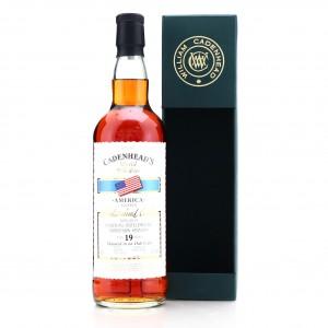 Heaven Hill 19 Year Old Cadenhead's World Whiskies