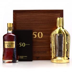 Highland Park 50 Year Old2020 Release / Bottle No.1