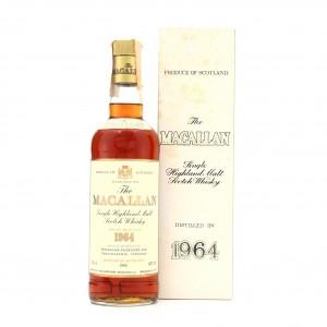 Macallan 1964 Special Selection / Rinaldi Import