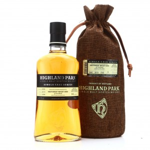 Highland Park 2005 Single Cask 14 Year Old #2390 / IWBoS