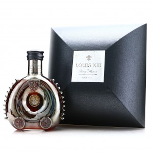 Rémy Martin Louis XIII Black Pearl Baccarat Decanter