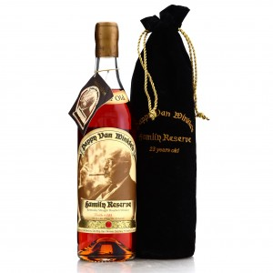 Pappy Van Winkle 23 Year Old Family Reserve 2003 / Gold Wax Second Release