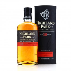 Highland Park 18 Year Old pre-2017