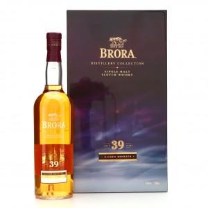 Brora 1982 Distillery Collection 39 Year Old / Hidden Beneath
