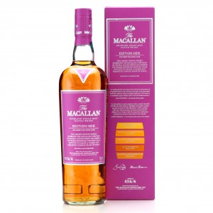 Macallan Edition No.5 75cl / US Import