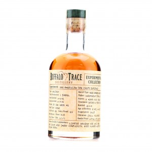 Buffalo Trace 1995 Experimental Collection 15 Year Old 37.5cl / American Oak Seasoned Chips