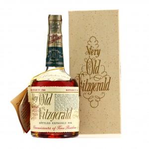 Very Old Fitzgerald 1960 Bottled in Bond 8 Year Old 100 Proof Half Pint / Stitzel-Weller