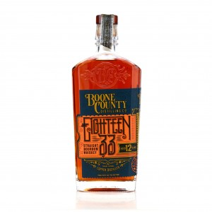 Boone County 12 Year Old Kentucky Straight Bourbon