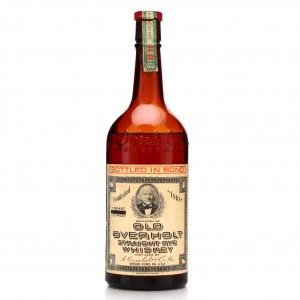 Old Overholt 1935 Bottled in Bond Rye 100 Proof Quart
