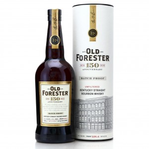 Old Forester 150th Anniversary Batch Proof 02/03