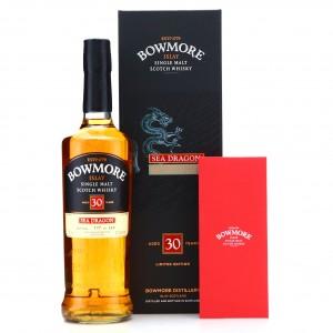 Bowmore 30 Year Old Sea Dragon 2012 Edition