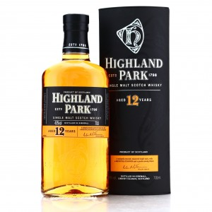 Highland Park 12 Year Old pre-2017