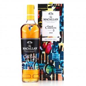 Macallan Concept Number 3 / David Carson