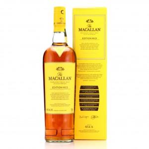 Macallan Edition No.3 75cl / US Import