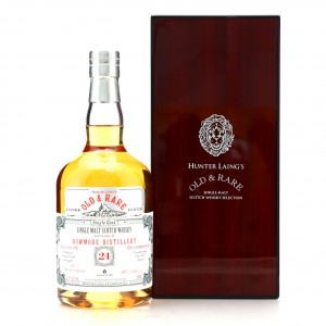 Bowmore 1996 Hunter Laing 24 Year Old / Old and Rare