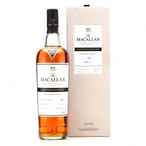 Macallan 2005 Exceptional Cask #21156-07 / 2018 Release