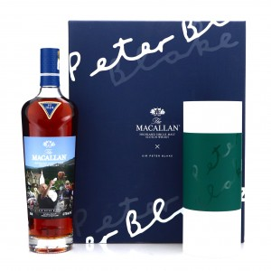 Macallan An Estate, A Community and A Distillery 75cl / Peter Blake - US Import