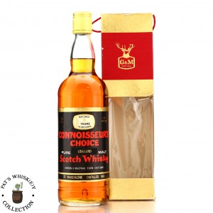 St Magdalene 1963 Gordon and MacPhail 16 Year Old