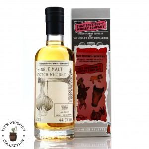 Glenlossie 25 Year Old That Boutique-y Whisky Company Batch #5
