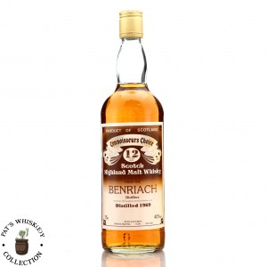 Benriach 1969 Gordon and MacPhail 12 Year Old