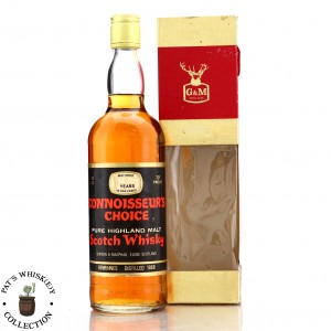 Benrinnes 1968 Gordon and MacPhail 11 Year Old