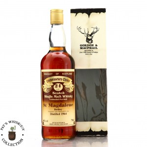 St Magdalene 1964 Gordon and MacPhail 24 Year Old