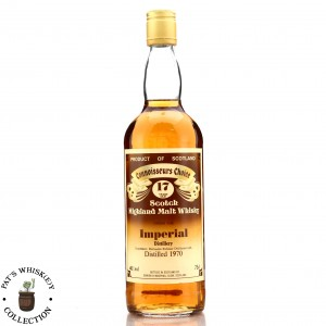 Imperial 1970 Gordon and MacPhail 17 Year Old