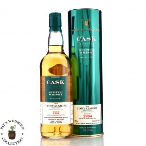 Convalmore 1984 Gordon and MacPhail 22 Year Old Cask Strength 75cl / US Import