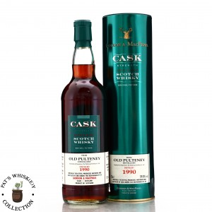 Old Pulteney 1990 Gordon and MacPhail Cask Strength