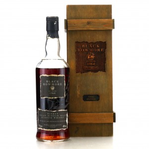 Bowmore 1964 Black Bowmore Final Edition - Collection Only