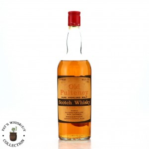 Old Pulteney 8 Year Old Gordon and MacPhail 1970s