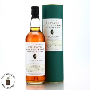 Imperial 1991 Gordon and MacPhail Private Collection / Port Wood Finish