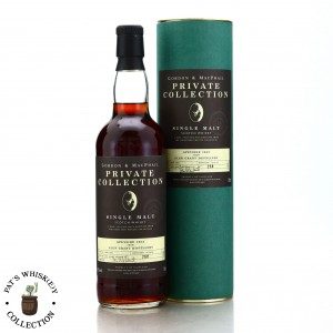 Glen Grant 1953 Gordon and MacPhail 48 Year Old Private Collection