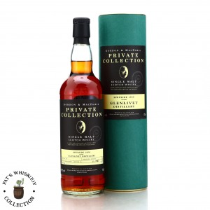 Glenlivet 1959 Gordon and MacPhail 50 Year Old Private Collection
