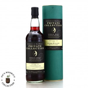Linkwood 1959 Gordon and MacPhail 49 Year Old Private Collection