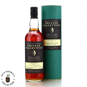 Kinclaith 1963 Gordon and MacPhail 32 Year Old Private Collection