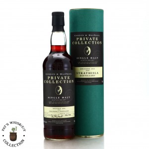 Strathisla 1955 Gordon and MacPhail 48 Year Old Private Collection