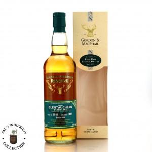 Glentauchers 1991 Gordon and MacPhail Reserve / The Whisky Talker