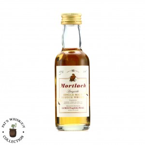 Mortlach 15 Year Old Gordon and MacPhail Miniature