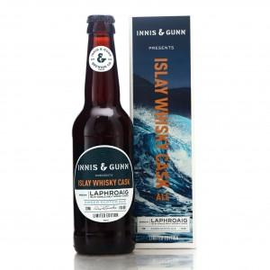 Innis and Gunn Laphroaig Islay Whisky Cask Amber Ale