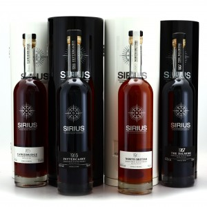 Sirius Collection 4 x 70cl