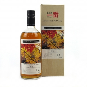 Karuizawa 1999 Single Cask 13 Year Old #5329 / Colours of the Four Seasons
