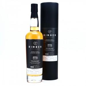 Bimber Single Bourbon Cask #128 / Germany Edition - Kirsch Import