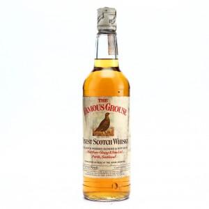 Famous Grouse Finest Scotch Whisky 1980s