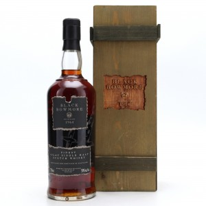Bowmore 1964 Black Bowmore 29 Year Old 1st Edition 75cl / US Import